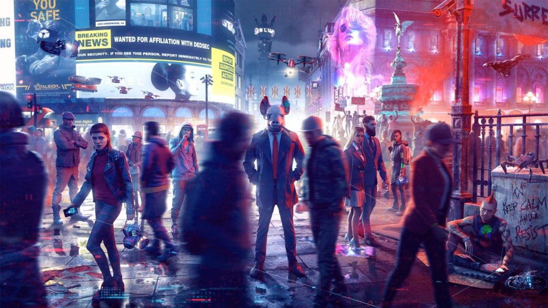 Ubisoft Watch Dogs: Legion, Rainbow Six Quarantine, and Gods & Monsters All Delayed