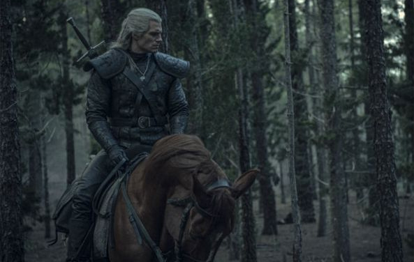 The Witcher Netflix new photos Yennefer Roach Geralt