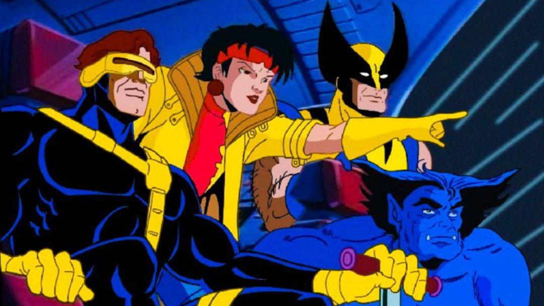 X-Men: The Animated Series copyright infringement lawsuit