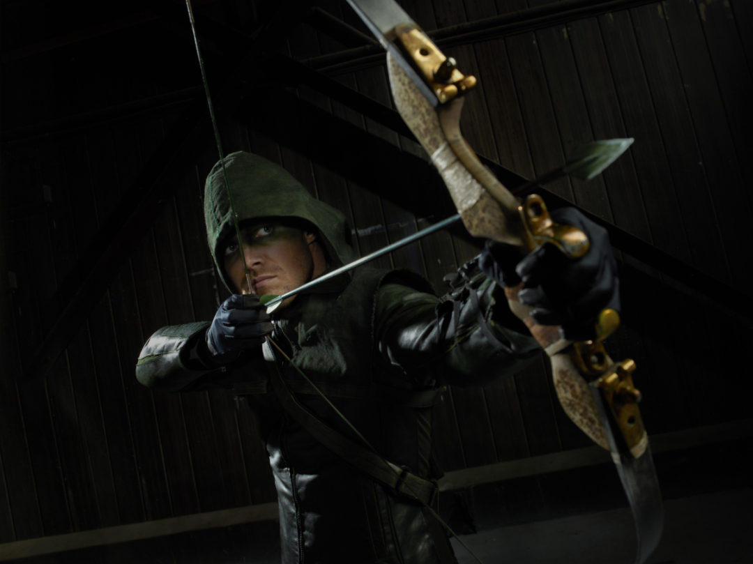 Crisis on Infinite Earths Arrow Smallville absurdity serious