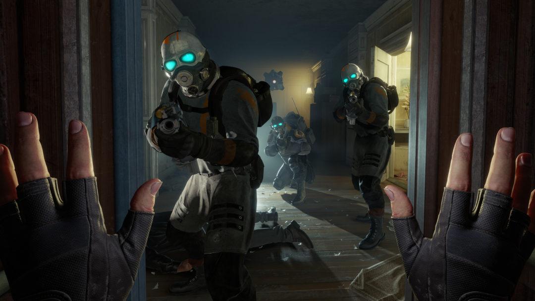 Half-Life: Alyx Valve Index Source 2 Reddit AMA