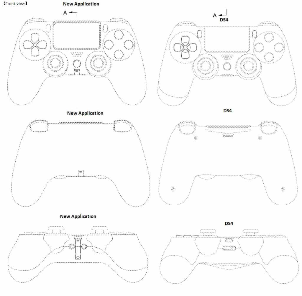 Sony PlayStation 5 Controller versus DualShock 4
