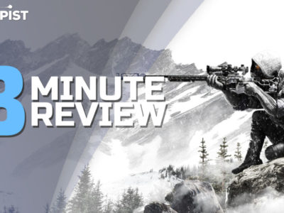 Sniper: Ghost Warrior Contracts review 3 minutes