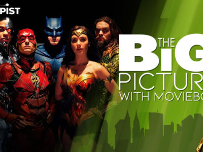 Justice League The Snyder Cut Bob Chipman Big Picture