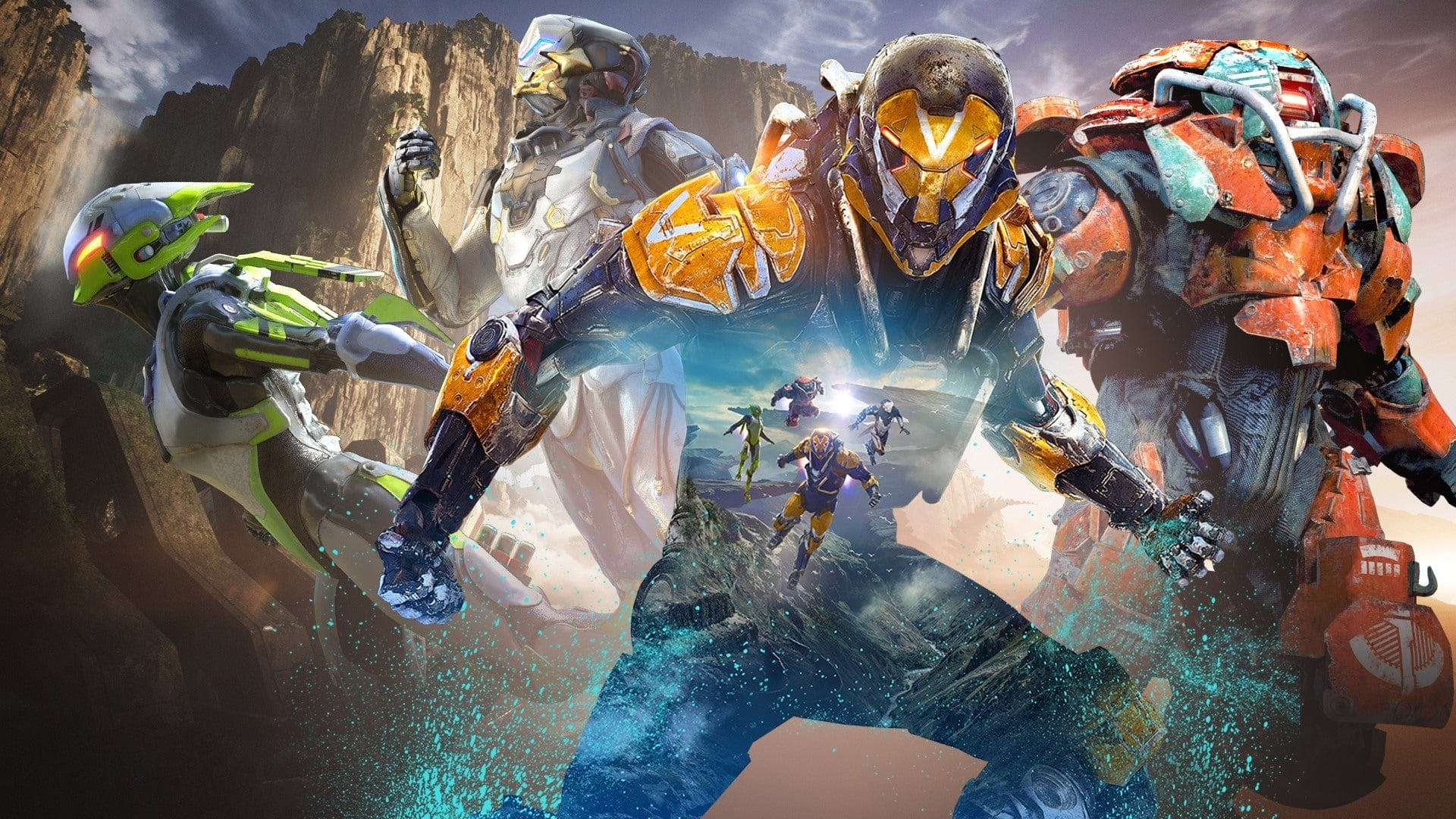 Anthem Next update BioWare standalone expansion
