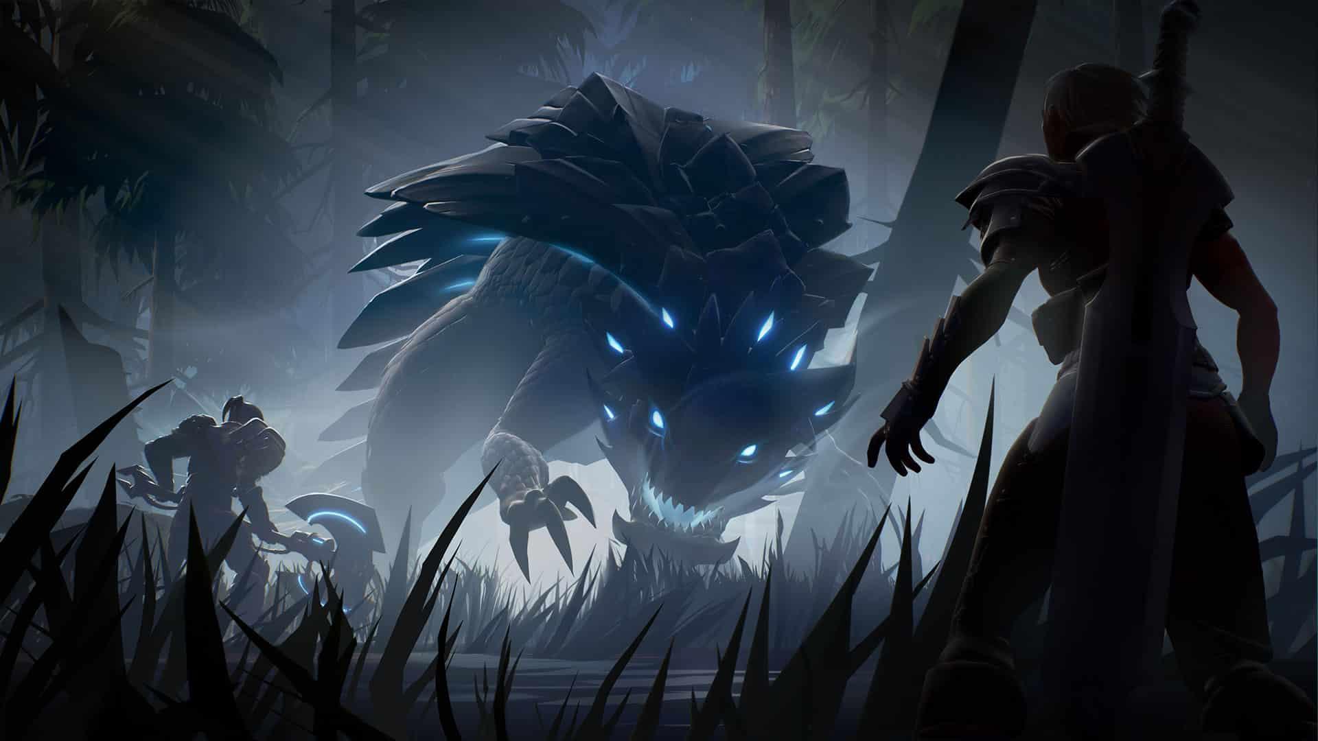 Dauntless Phoenix Labs interview Nick Clifford
