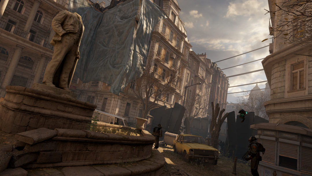 Half-Life: Alyx Valve Index killer app VR
