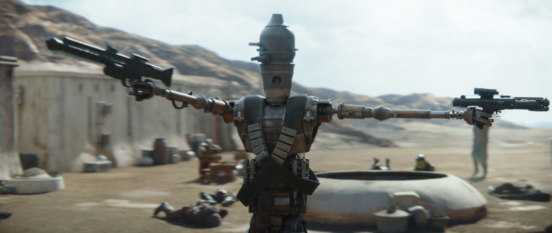 The Mandalorian Shows Disney Has Returned to Playing Star Wars Safe