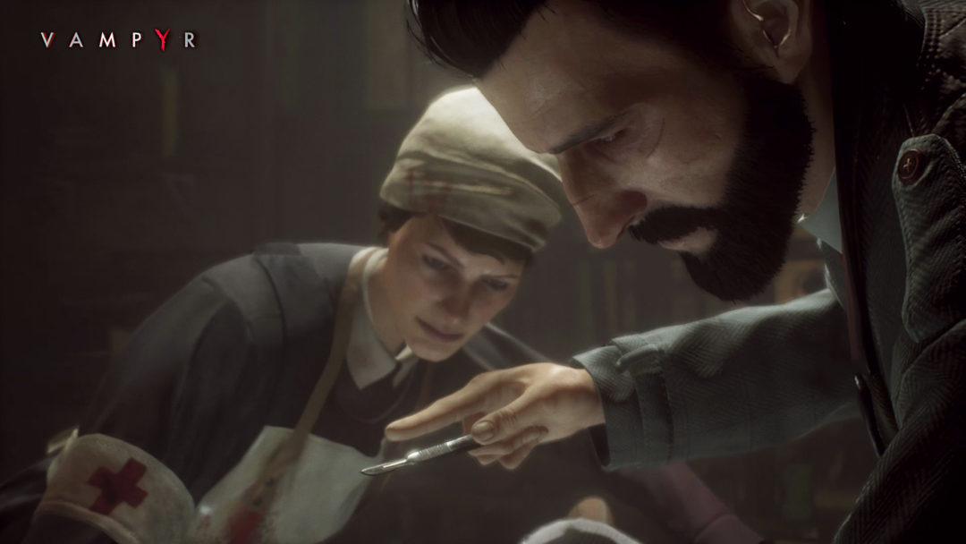 Vampyr Raised the Bar for Video Game Romance