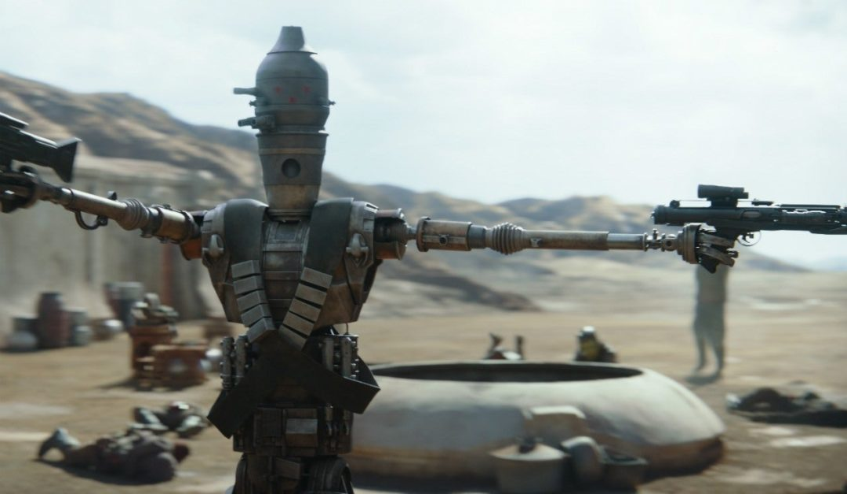 Disney+ The Mandalorian Star Wars spoiler first episode universe