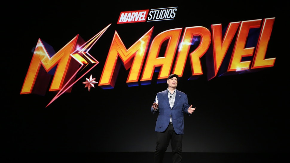 She-Hulk Ms. Marvel Moon Knight Marvel, MCU, Disney+, Feige