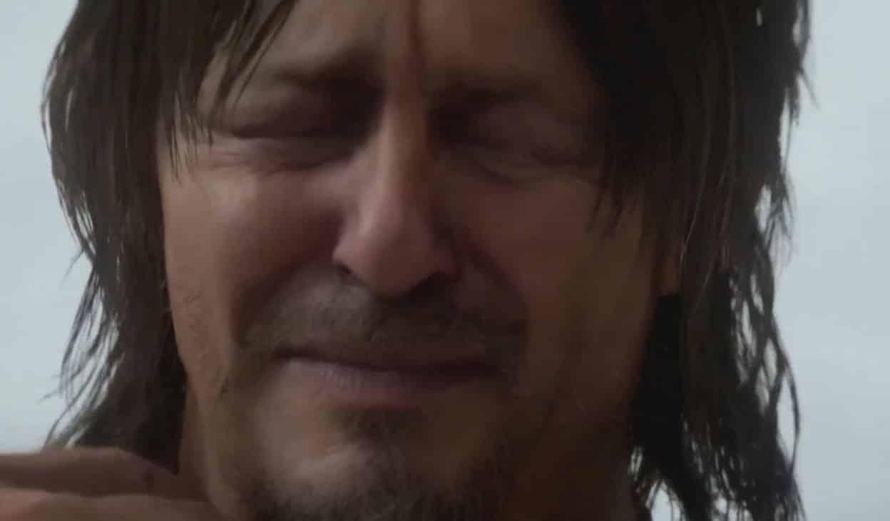 Hideo Kojima Metal Gear Solid Death Stranding pee poop
