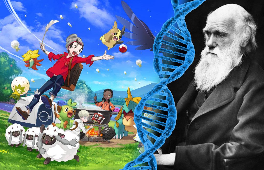 Pokémon evolution biology science epigenetics