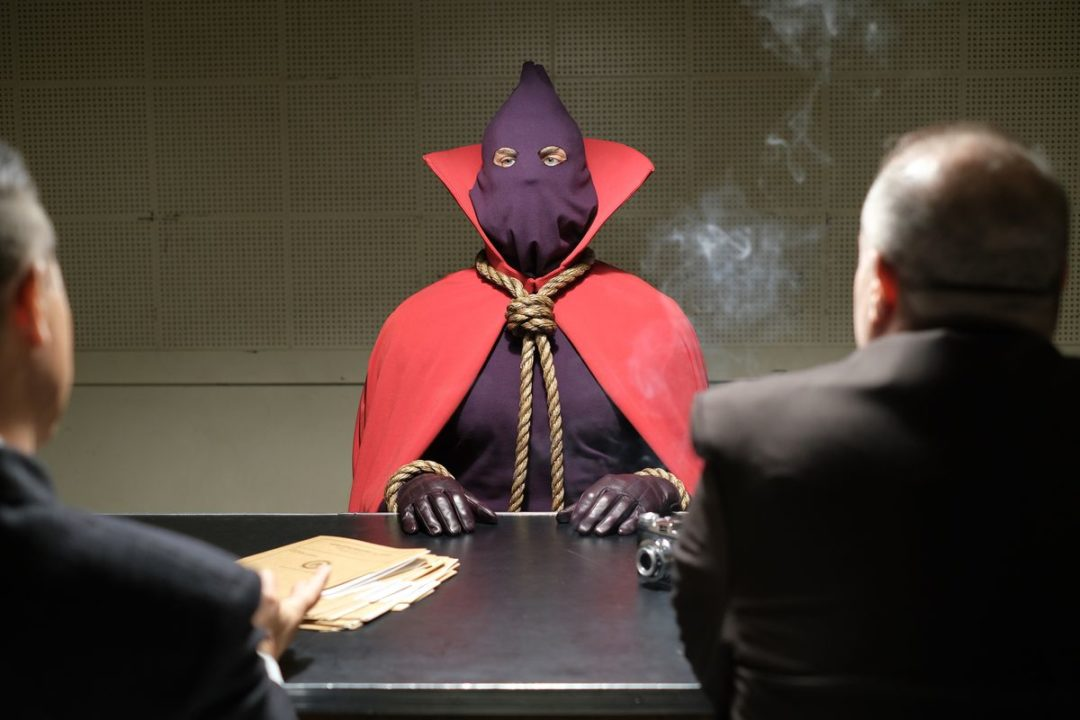 Hooded Justice Watchmen episode 6 This Extraordinary Being review