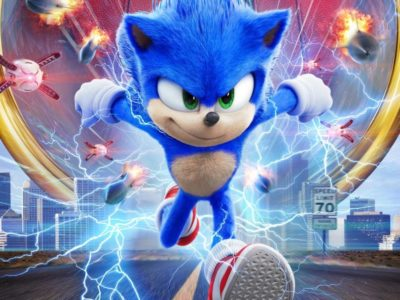 Sonic the Hedgehog movie trailer Sonic movie trailer Sonic redesign