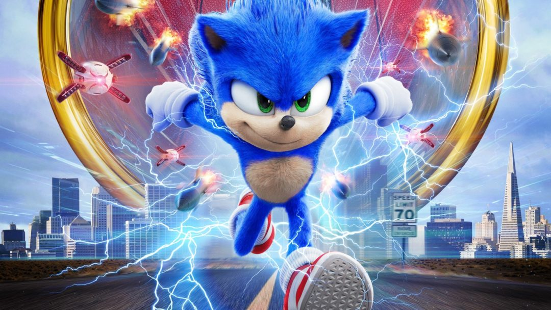 Sonic the Hedgehog 2 movie trailer Sonic movie trailer Sonic redesign production