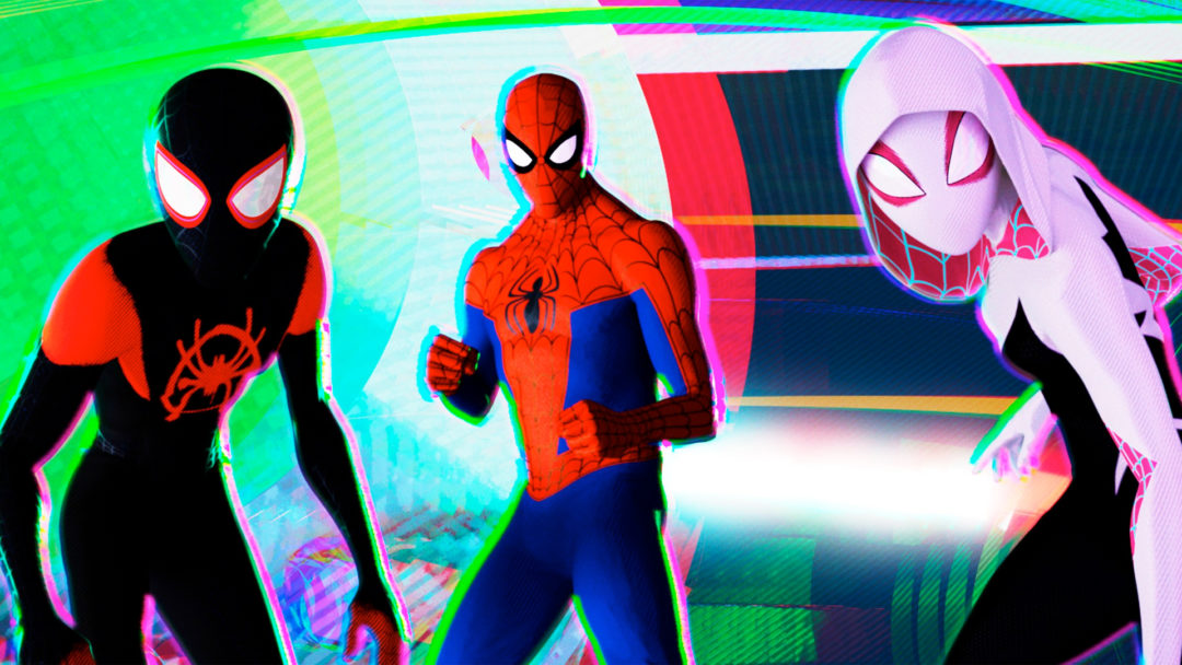 Spider-Man: Into the Spider-Verse sequel April 8, 2022