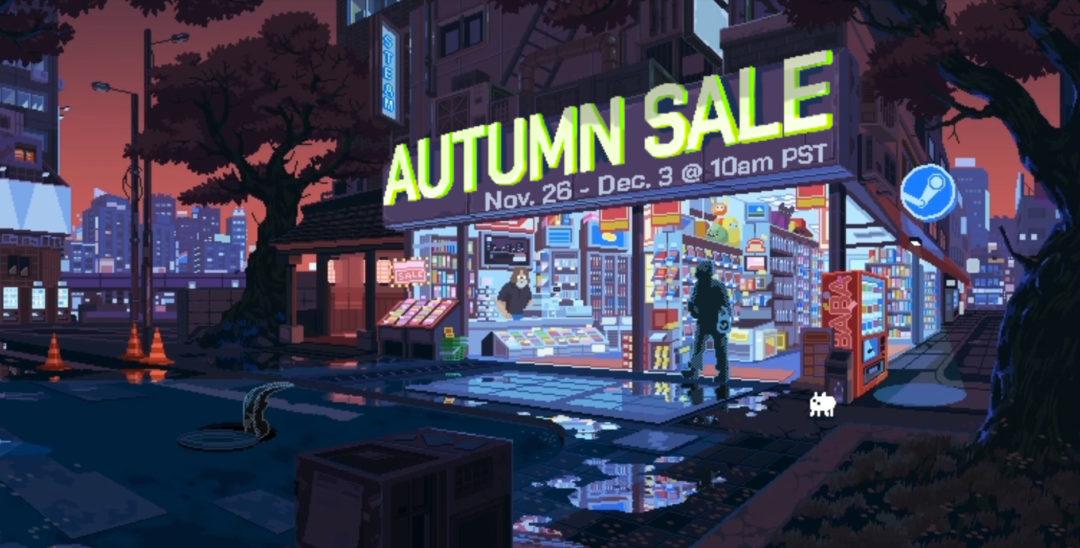 Steam Autumn Sale guide best deals