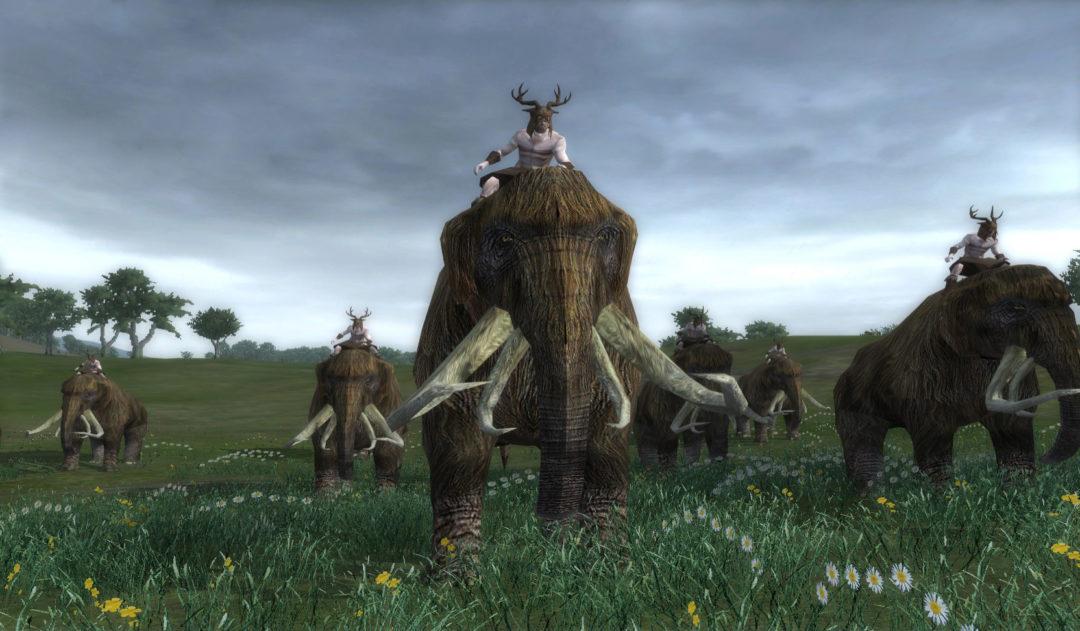 The Elder Scrolls: Total War, Tamriel