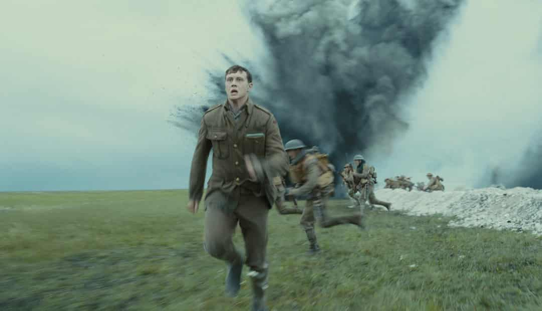 1917 Uses Long Takes to Capture the Nightmare and Unreality of War