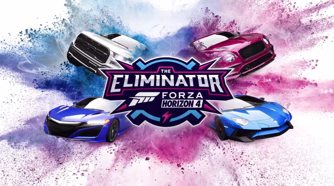 Forza Horizon 4, The Eliminator, Playground Games, battle royale