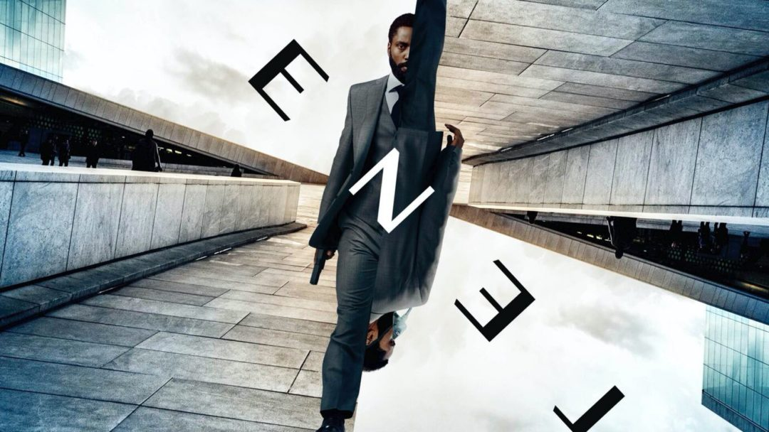 Tenet trailer Christopher Nolan