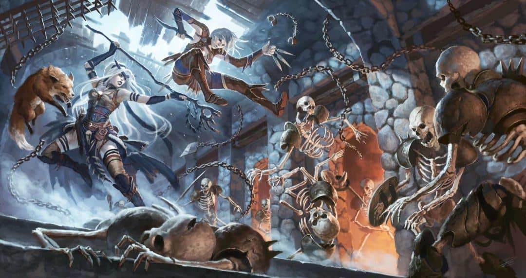 Pathfinder, not Dungeons & Dragons, is on top in the 2010s for Sam Nelson