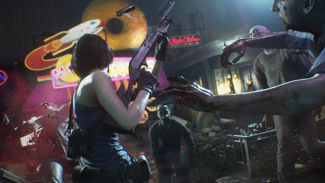 Resident Evil 3, Project Resistance, Resident Evil 2