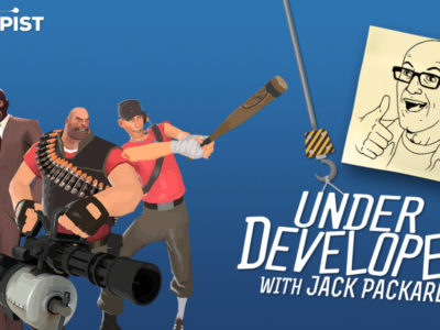 Team Fortress 2 game of the decade 2010s Jack Packard UnderDeveloped
