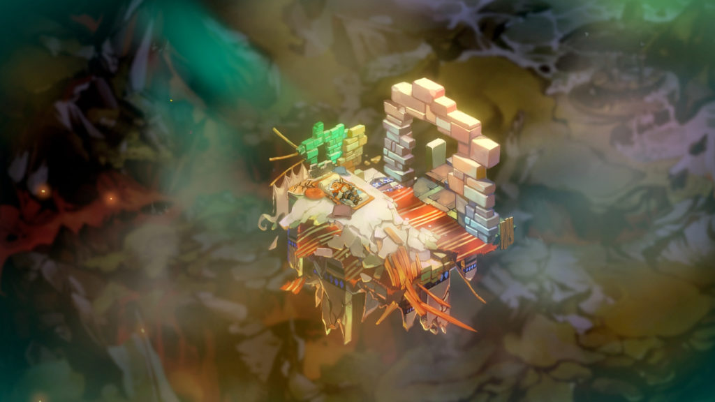 Patrick Lee top 10 games of the 2010s decade - Bastion