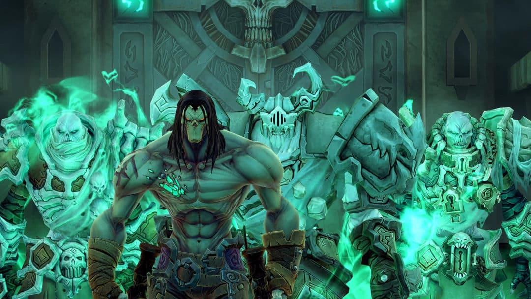 Darksiders II defined game journalism career Nick Calandra game of the decade