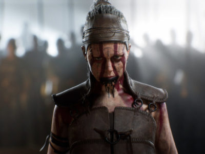 Unreal Engine 5 Ninja Theory Xbox Series X Microsoft Gears 5 4K 60 FPS optimization Senua's Saga: Hellblade II