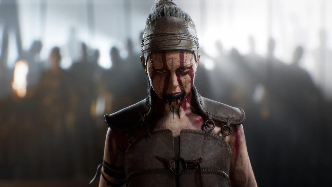 Unreal Engine 5 Ninja Theory Xbox Series X Microsoft Gears 5 4K 60 FPS optimization Senua's Saga: Hellblade II