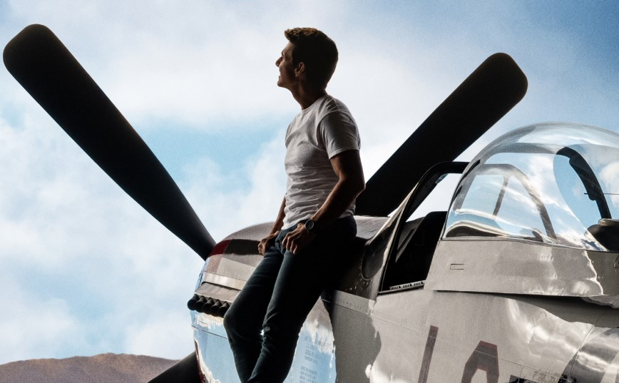 delay delayed Mission: Impossible 7 Jackass Forever Paramount Top Gun: Maverick trailer 2 Tom Cruise