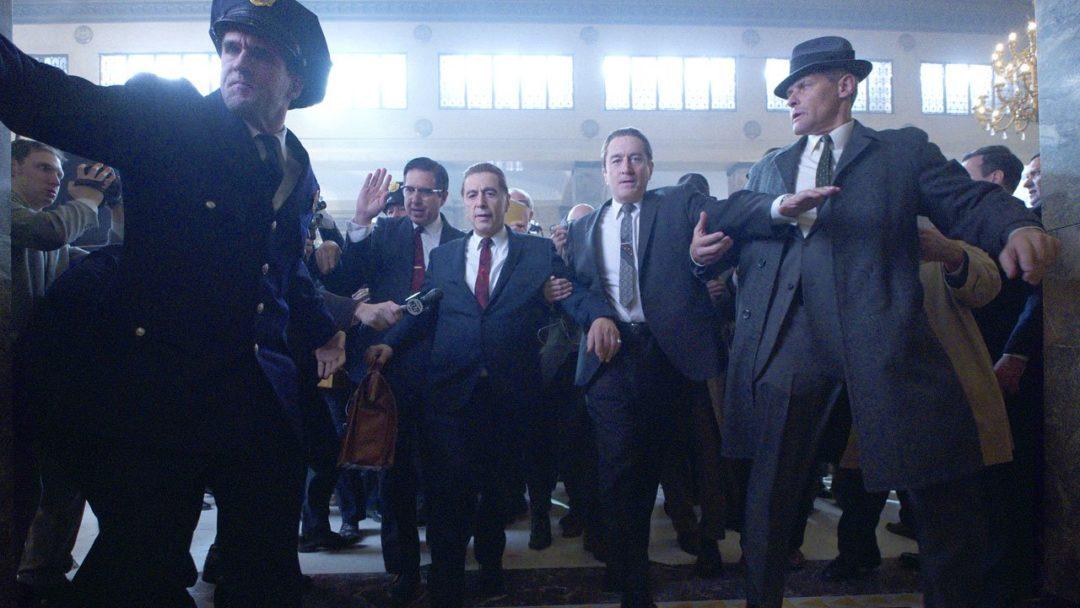Netflix makes awards season prestige films more popular, The Irishman