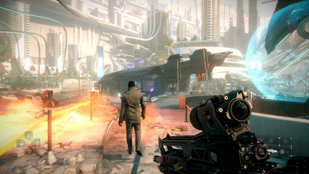 Killzone Shadow Fall Sinclair damage