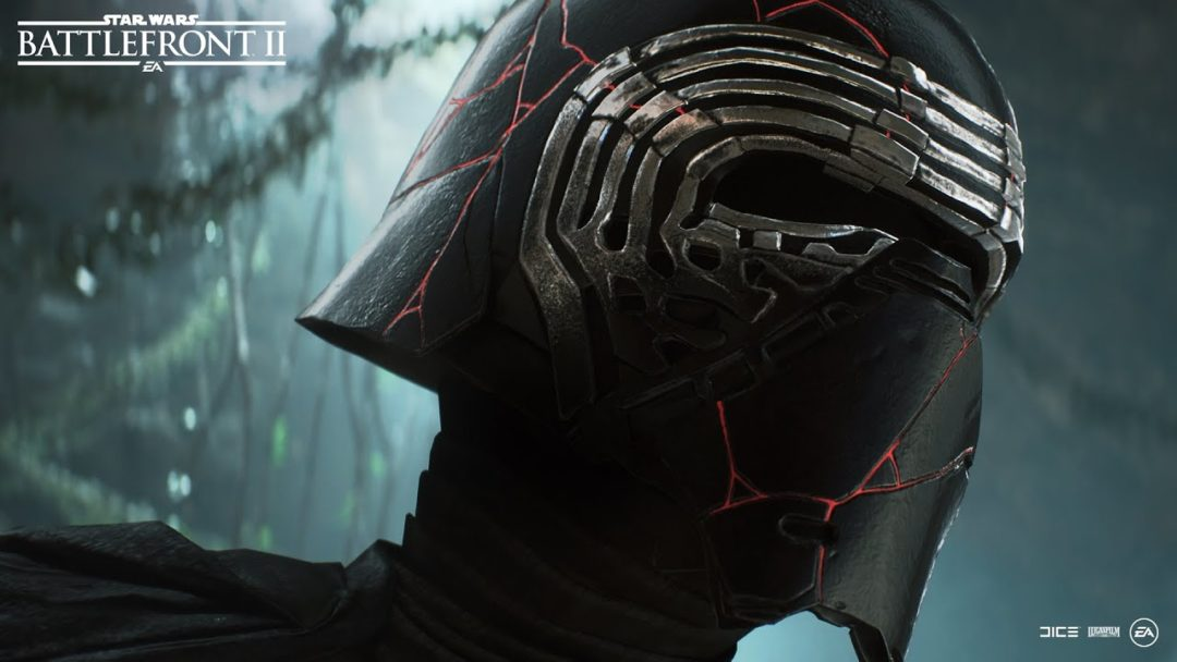 Kylo Ren Star Wars Battlefront II The Rise of Skywalker update sequel era