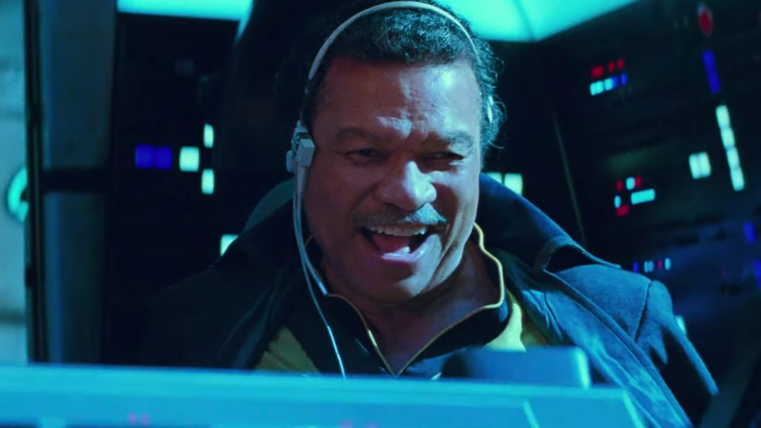 Lando Calrissian Star Wars: Episode IX - The Rise of Skywalker