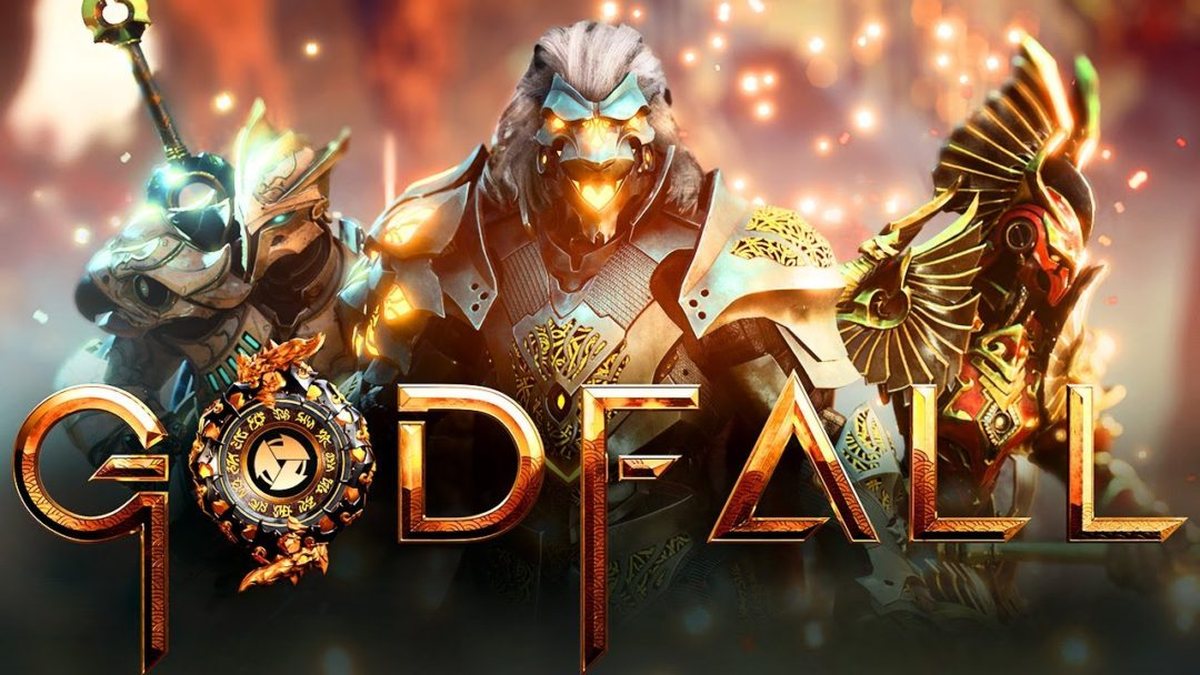 godfall gearbox software counterplay playstation 5