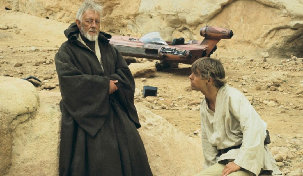Obi-Wan Kenobi - A New Hope