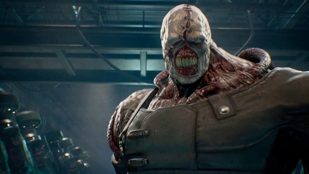 Resident Evil 3 Remake Art Appears On Playstation Network