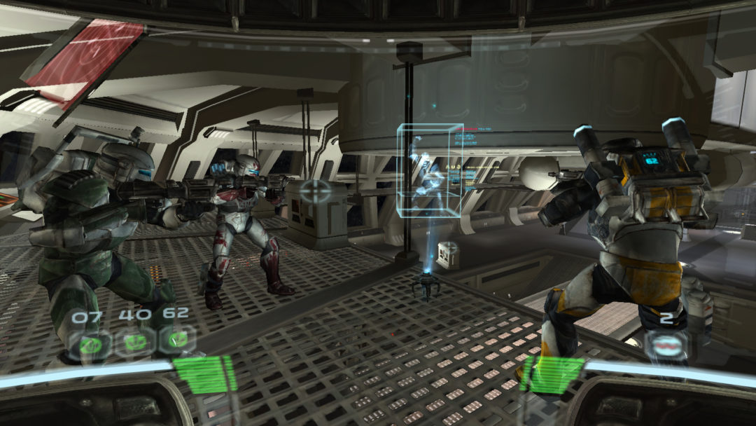 Star Wars: Republic Commando war story is unique and powerful