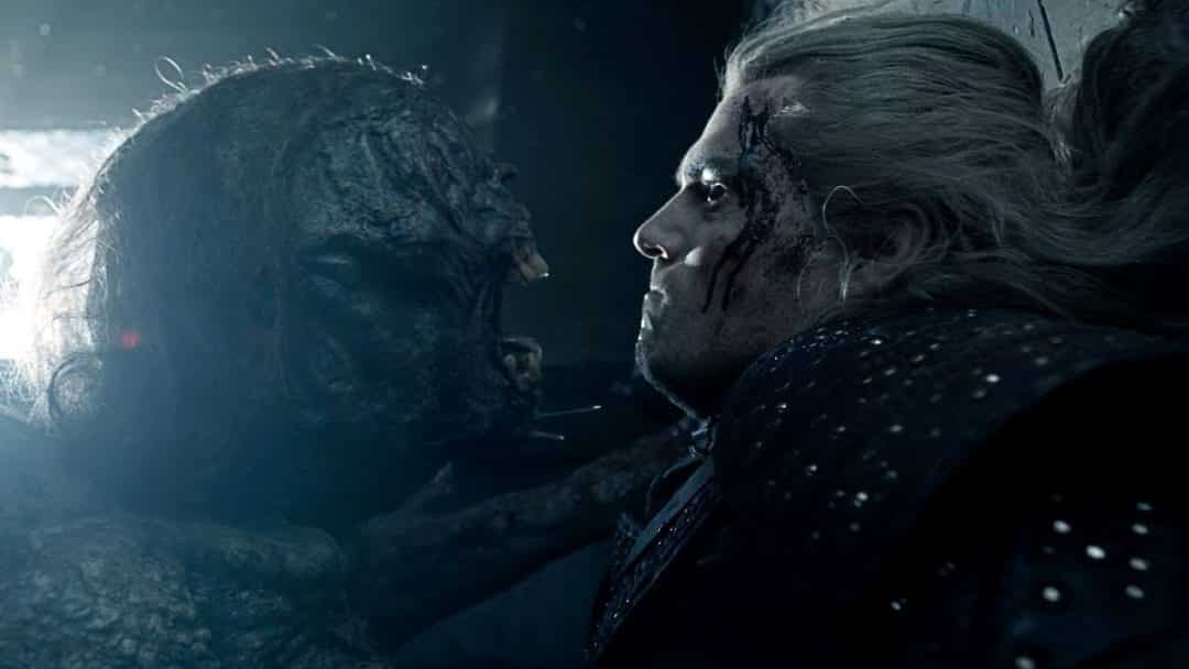 The Witcher monster striga sympathetic Betrayer Moon