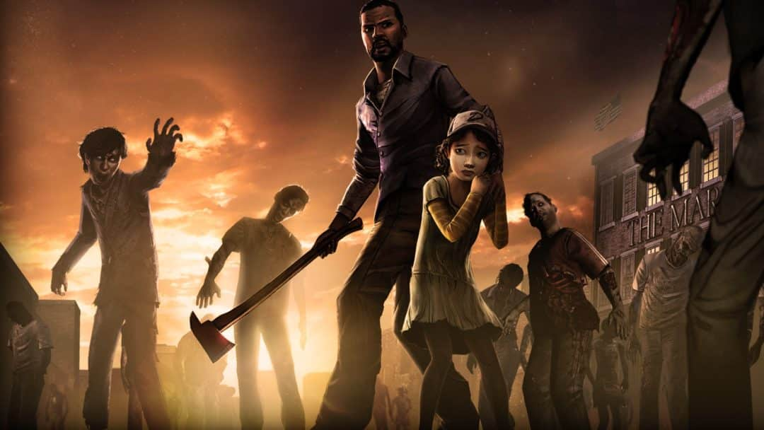 narrative design improves interactive storytelling in video games 2010s decade The Walking Dead Telltale Games
