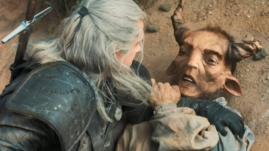 The Witcher episode 2 review Four Marks, Sylvan and deformed Yennefer