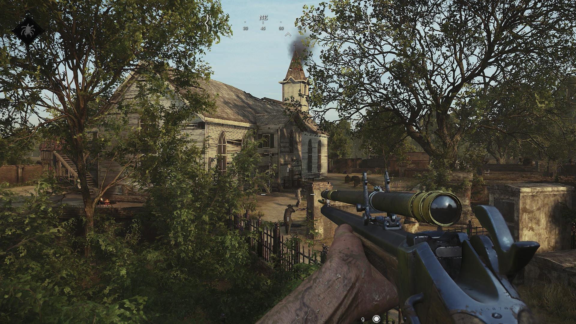 Hunt: Showdown cross-play solo PvE Xbox One PlayStation 4