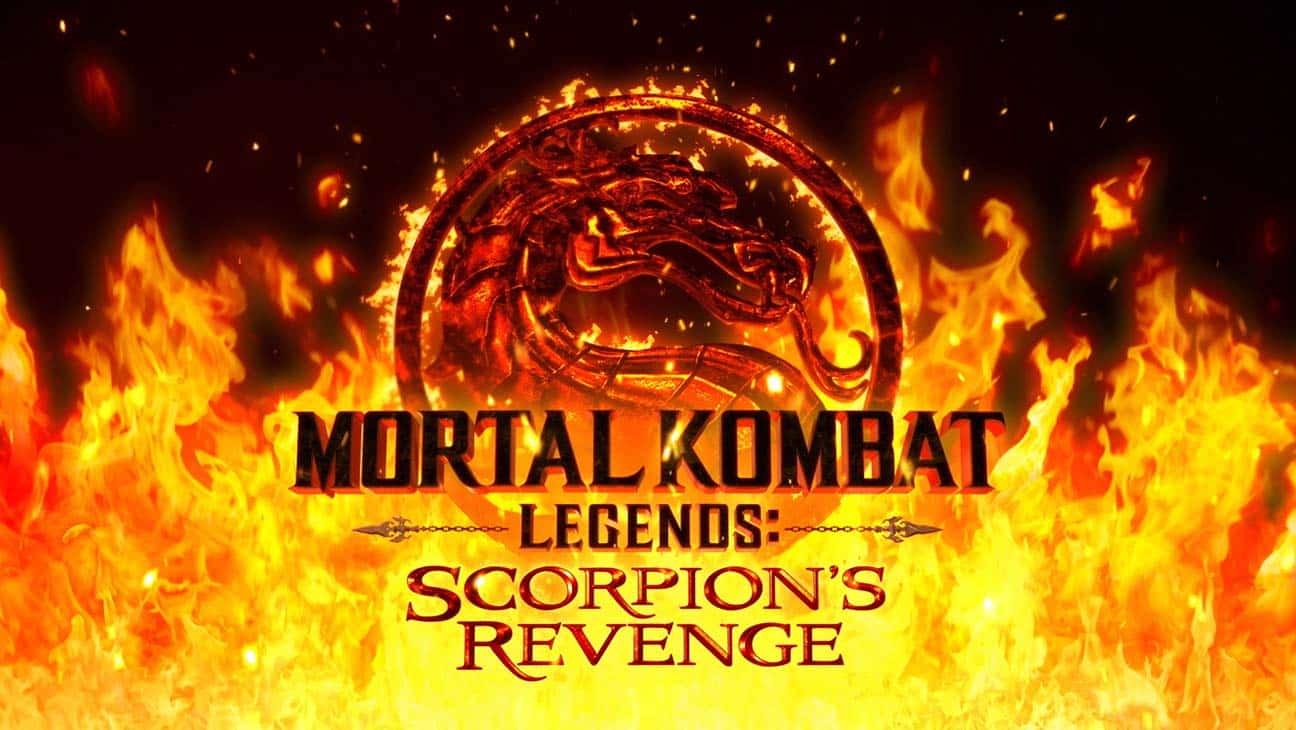 Warner Bros. Animation Mortal Kombat Legends: Scorpion's Revenge
