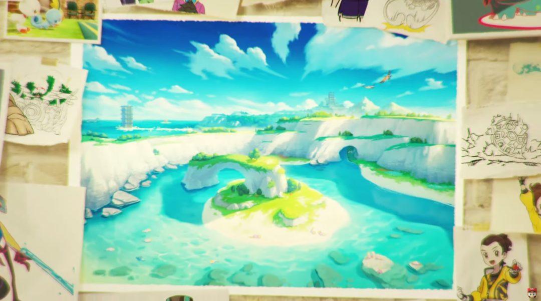 Pokémon Sword and Shield Expansion Pass Announced, New Legendaries Revealed