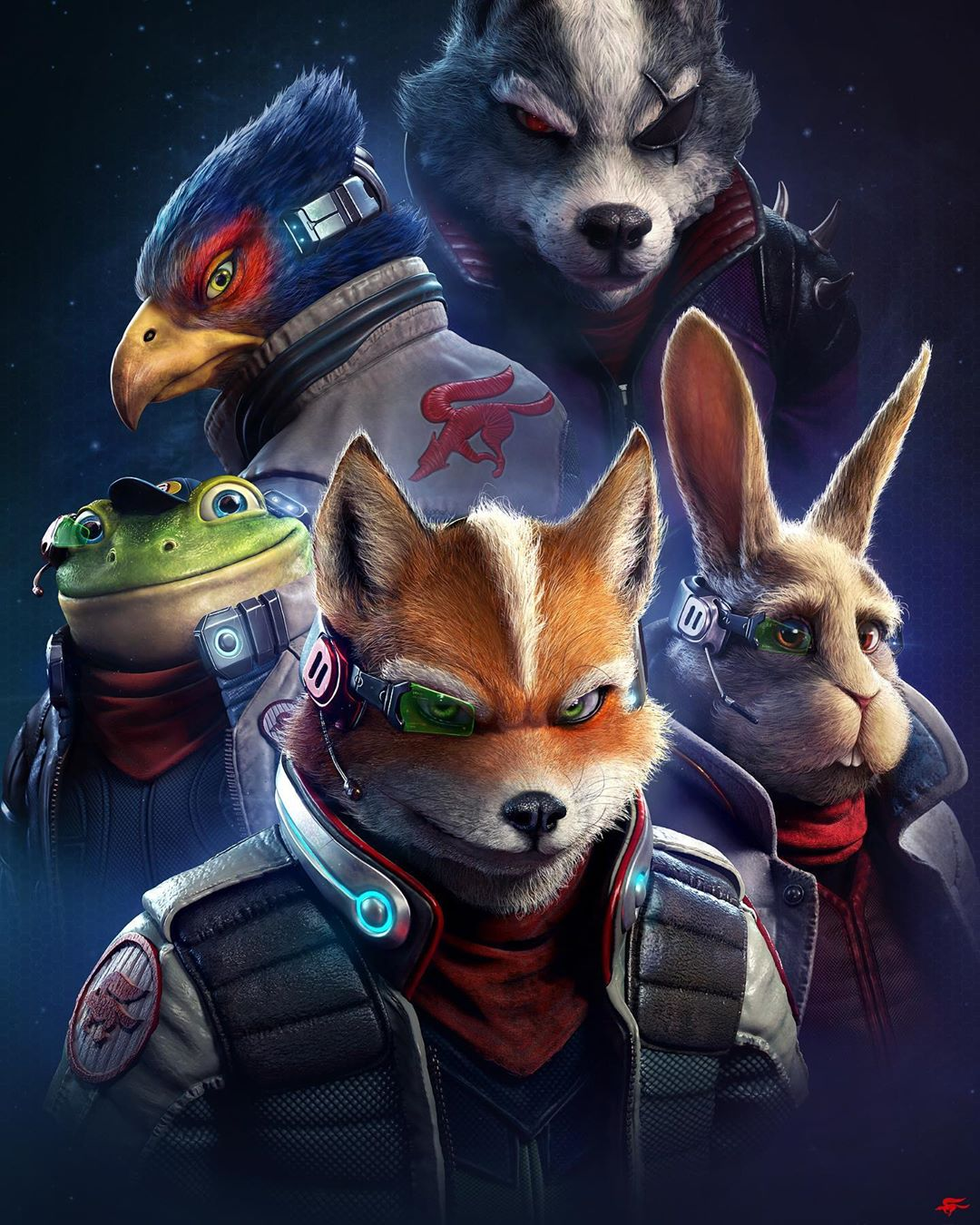 Star Fox, Rogue One, Gary Whitta, Raf Grassetti, God of War
