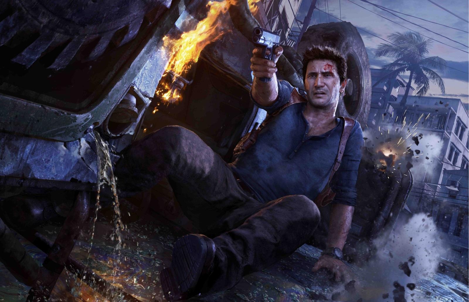 Uncharted, Sony, Travis Knight, Ruben Fleischer, Tom Holland